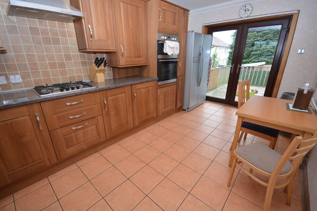 Thumbnail Detached bungalow for sale in Roxburgh Gardens, Darvel