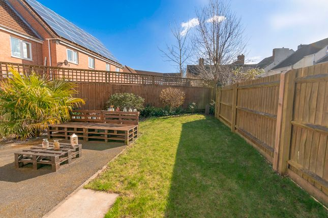 Garden of Bowne Street, Sutton-In-Ashfield NG17