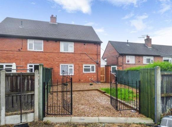Thumbnail Semi-detached house for sale in Yew Tree Avenue, Blurton, Stoke-On-Trent