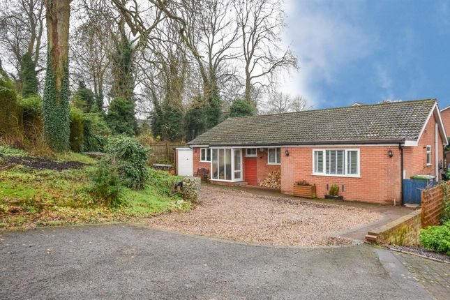 Thumbnail Detached bungalow for sale in Chatsworth Avenue, Southwell