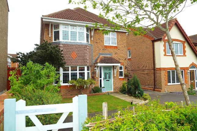 Thumbnail Detached house for sale in London Road, Wollaston, Northamptonshire