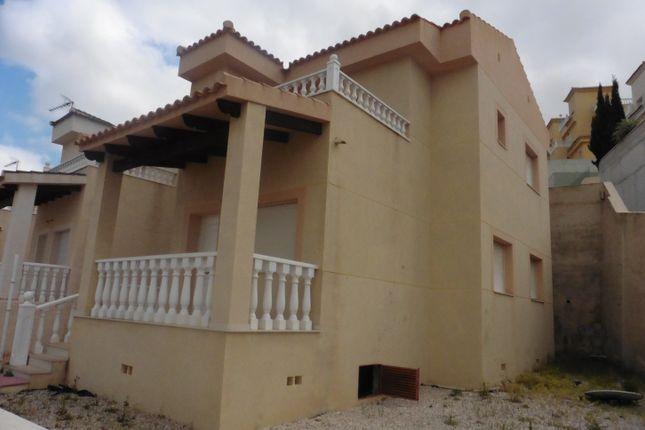 3 bed villa for sale in Quesada/Rojales, Alicante, Spain