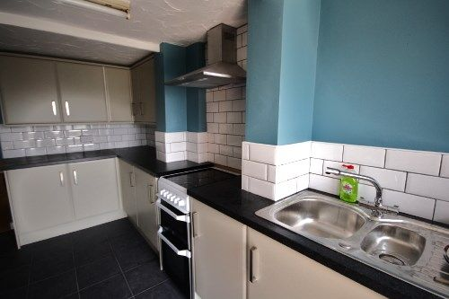 Thumbnail Terraced house to rent in Wellington Street, Preston