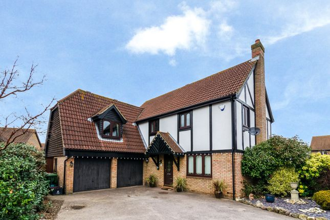 Thumbnail Detached house for sale in Firside Grove, Sidcup