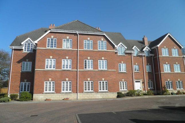 Thumbnail Flat to rent in Old Mill House Close, Pelsall, Walsall