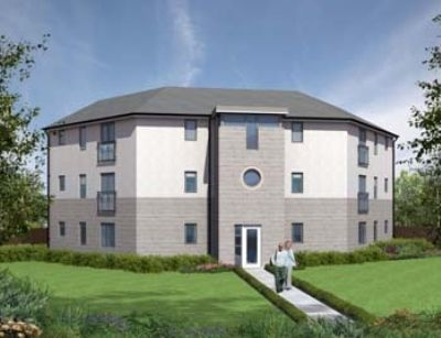 "Thumbnail Flat for sale in ""The Aidan"" at St. Aloysius View, Hebburn"