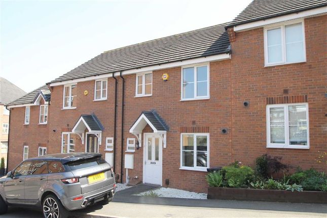 Thumbnail Terraced house for sale in Brett Young Close, Halesowen