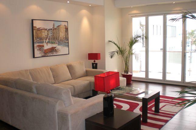 Lounge Views of Puerto Banus, Marbella, Málaga, Andalusia, Spain