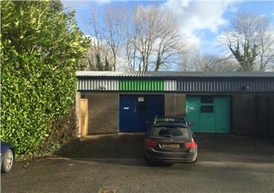 Thumbnail Light industrial to let in Unit 9, Industrial Estate, Bala, Gwynedd
