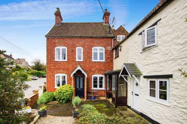 Thumbnail End terrace house for sale in Springhill, Cam, Dursley, Gloucestershire