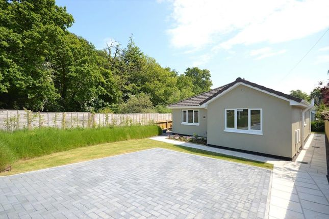 Thumbnail Detached bungalow for sale in Heathfield Close, Bovey Tracey, Newton Abbot, Devon