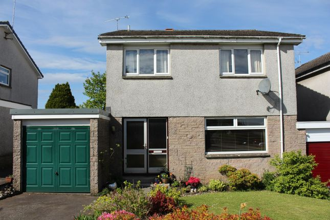 Thumbnail Link-detached house for sale in Braemar Grove, Dunblane