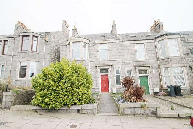 Thumbnail End terrace house for sale in Clifton Road, Aberdeen