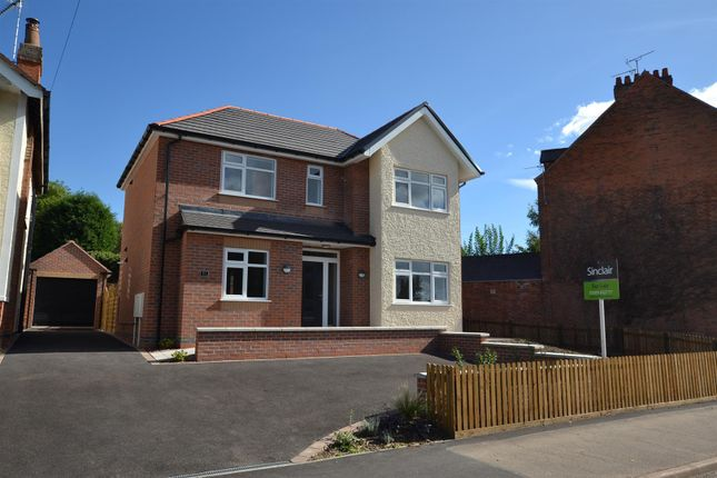 Thumbnail Detached house for sale in Cossington Road, Sileby, Leicestershire