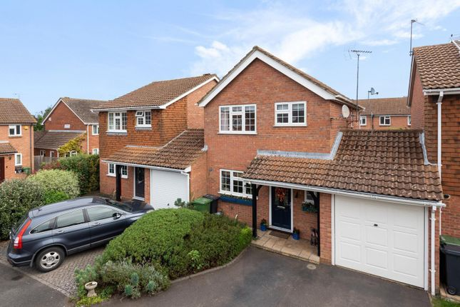 Detached house for sale in Marigold Drive, Bisley