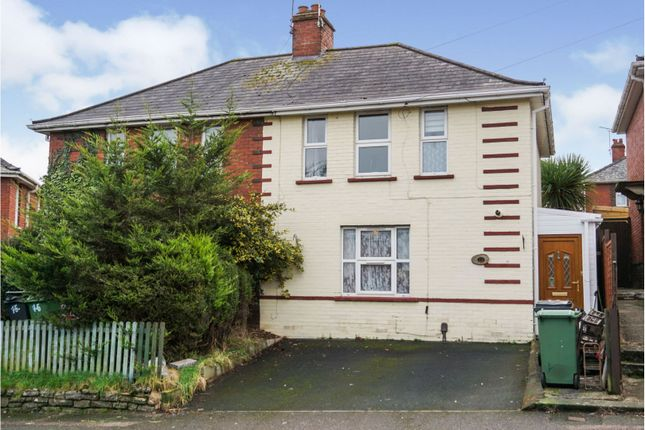 3 bed semi-detached house for sale in Woodwater Lane, Exeter EX2