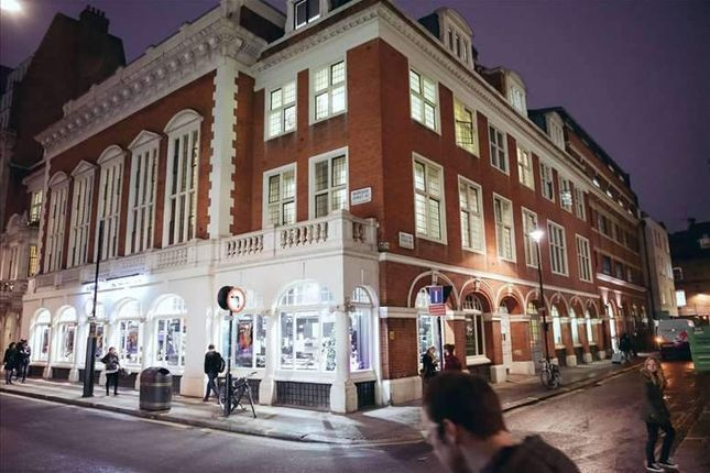Serviced office to let in Sheraton Street, London