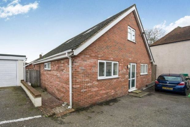 Thumbnail Bungalow to rent in Frindsbury Road, Strood, Rochester