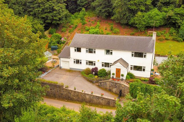 Thumbnail Detached house for sale in Nortons Wood Lane, Clevedon