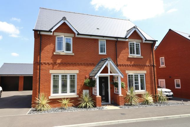 4 bed detached house for sale in Sandy Field Way, Botley, Southampton SO32