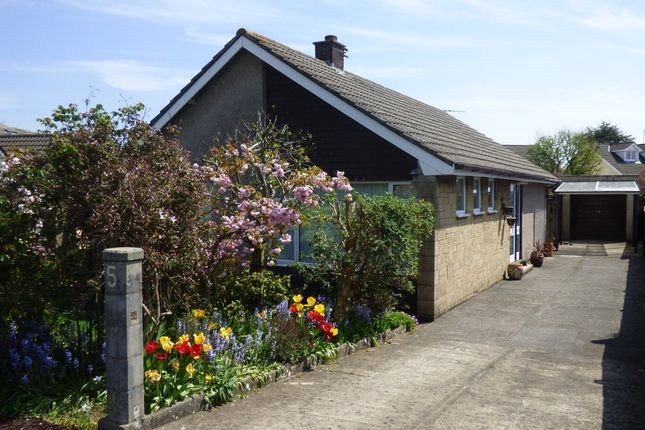 Thumbnail Detached bungalow for sale in Abbeydale, Winterbourne, Bristol