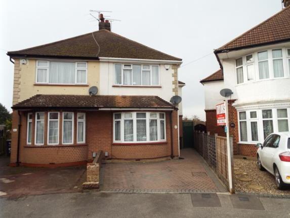 Semi-detached house for sale in St. Michaels Crescent, Luton, Bedfordshire