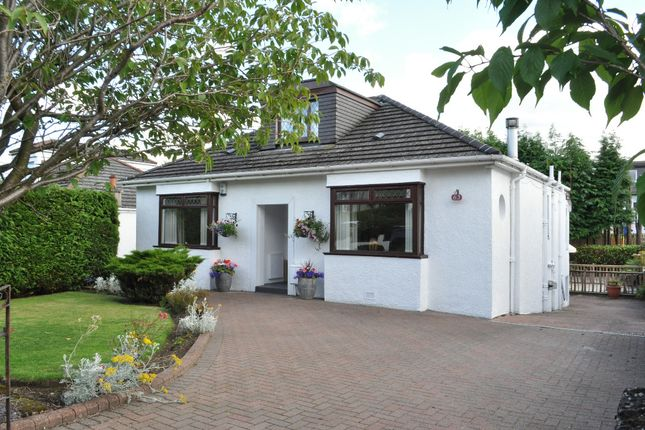Thumbnail Bungalow for sale in South Mains Road, Milngavie, Glasgow