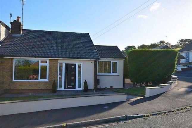 Thumbnail Semi-detached bungalow for sale in Springdale Road, Langho, Blackburn