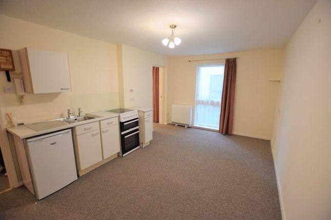 Living Room of Market Street, Launceston PL15