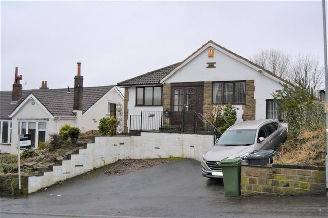 Thumbnail Detached bungalow for sale in Netheroyd Hill Road, Fixby, Huddersfield