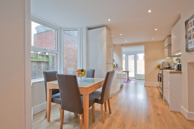Thumbnail Terraced house to rent in Wroxton Road, London