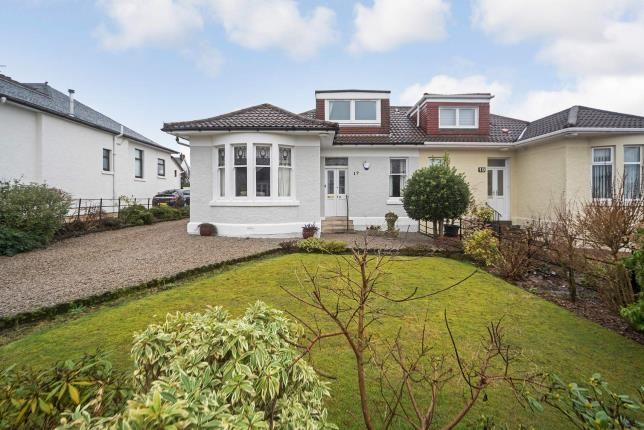 Thumbnail Bungalow for sale in Dunchurch Road, Ralston, Paisley, Renfrewshire