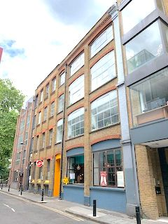 Thumbnail Office to let in Rufus Street, London