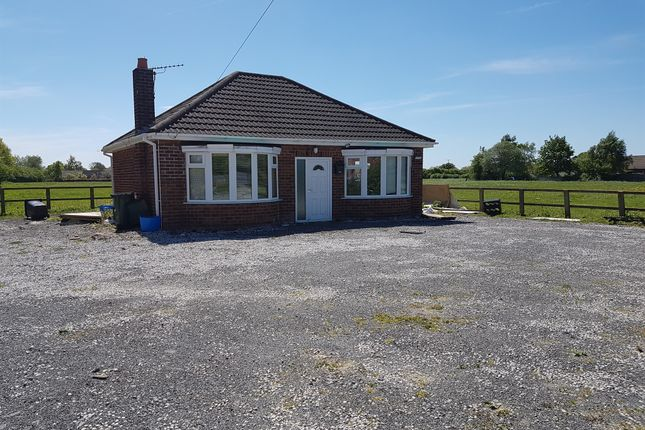 Thumbnail Detached bungalow for sale in Moss Road, Moss, Doncaster