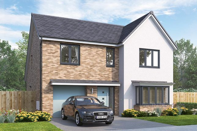 """Thumbnail Detached house for sale in """"The Overbury"""" at Vigo Lane, Chester Le Street"""