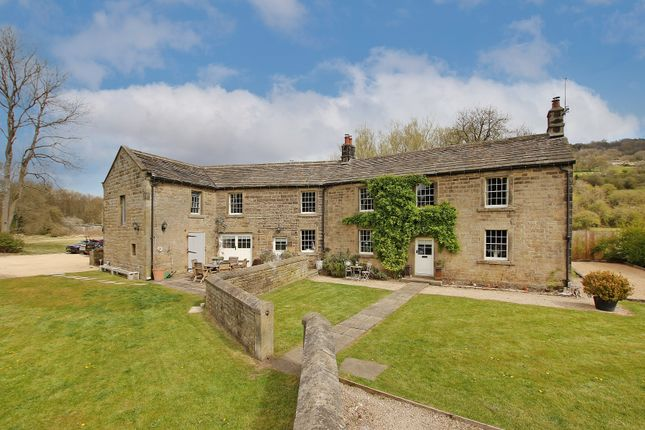 Thumbnail Detached house for sale in Leadmill, Hathersage, Hope Valley