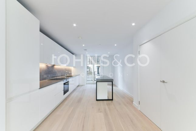 Thumbnail Terraced house to rent in Schooner Road, Royal Wharf, London