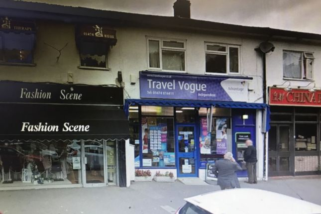 Thumbnail Retail premises for sale in The Parade, Wrotham Road, Meopham