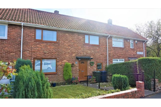 Thumbnail Terraced house for sale in Beetham Crescent, Newcastle Upon Tyne