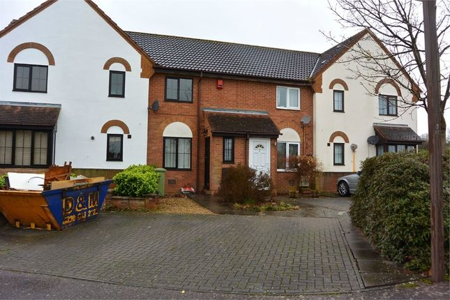 2 bed terraced house to rent in Wheatley Close, Emerson Valley, Milton Keynes, Buckinghamshire