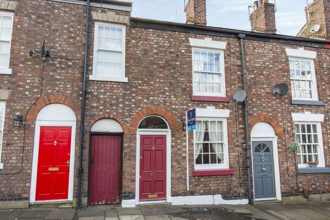 Thumbnail Terraced house to rent in James Street, Macclesfield