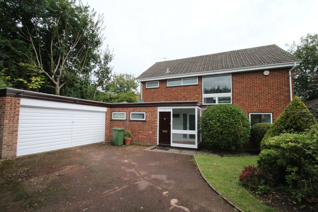Thumbnail Detached house to rent in Rosemount Drive, Bickley, Bromley