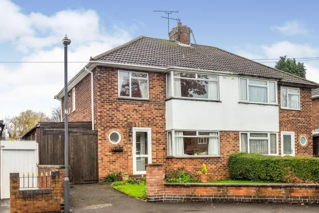 Thumbnail Semi-detached house for sale in St. Andrews Road, Leamington Spa