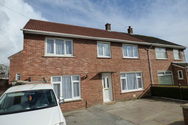 Thumbnail Property to rent in Ashgrove, Carmarthen, Carmarthenshire