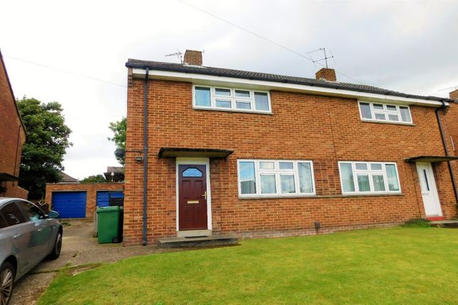 Thumbnail Semi-detached house to rent in Turlin Road, Hamworthy, Poole