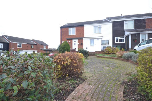 Thumbnail Semi-detached house for sale in Spixworth, Norwich