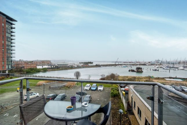 Thumbnail Flat to rent in Jacana Court, Rope Quays, Gosport