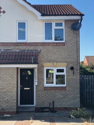 Thumbnail Semi-detached house to rent in Grimston Close, Leicester