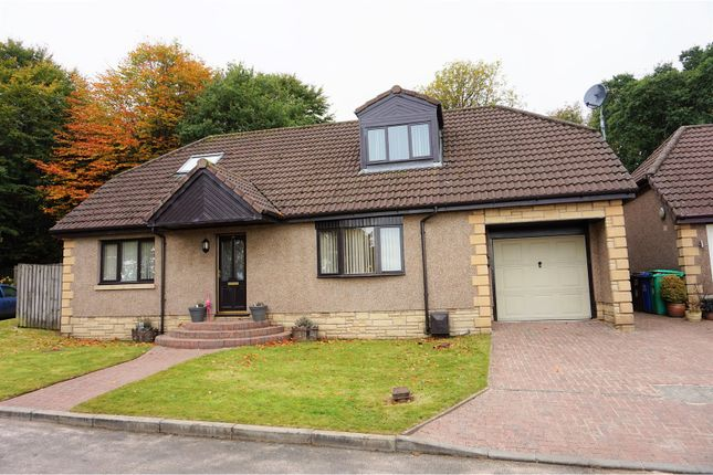 Thumbnail Detached house for sale in Peploe Drive, Glenrothes