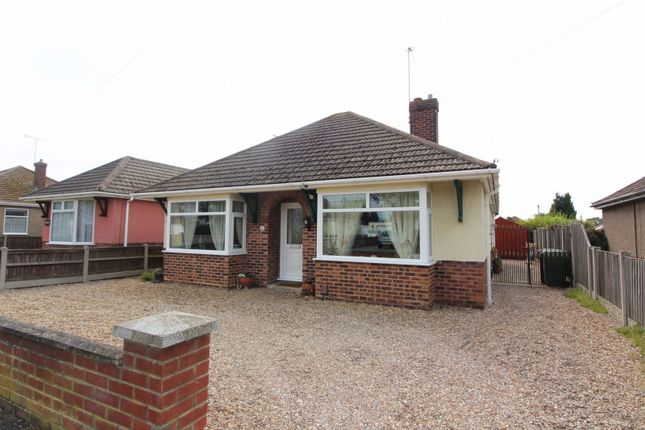 Thumbnail Detached bungalow for sale in Claydon Grove, Gorleston